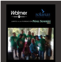 Solidaridad y Conciencia. Walmer® apoya a la Fundación Perez Scremini