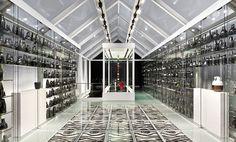 The Shanghai Museum of Glass | Shanghai | COORDINATION