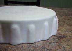 beer cap cake step 4