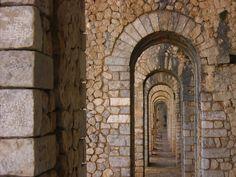 Vanishing Point Stone City, Vanishing Point, Angelo, Ancient Romans, Choices, Architecture, Random, World, Photography