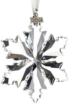 Swarovski Christmas Ornament 2014. Limited Edition. - http://www.christmasshack.com/christmas-ornaments/swarovski-christmas-ornament-2014-limited-edition/
