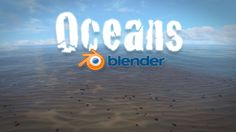 In this tutorial I cover the complete process of adding and animating an ocean, modeling and texturing an ocean floor, as well as adding in some stones. Text...