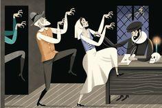 The 16th-Century Dance Plague | Mental Floss