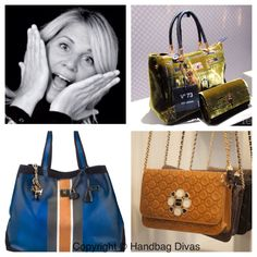Get ready to be transported to #Venice with @V73  #bags and #Diva #Designer Elisabetta Armellin. An exclusive interview here: http://handbagdivas.net/v73-handbags-from-italy-to-the-united-states/