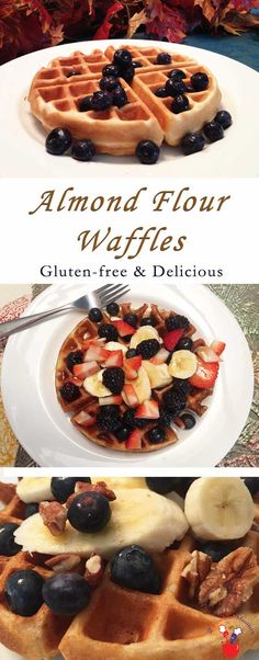 Almond Flour Waffles main 2 Cookin Mamas Our Almond Flour Waffles are perfect for both gluten-free & paleo diets. Made with almond flour, eggs & sweetened with honey, it's one tasty breakfast. Keto Waffle, Waffle Recipes, Paleo Recipes, Low Carb Recipes, Honey Recipes, Easy Recipes, Almond Flour Waffles, Almond Flour Recipes, Coconut Flour