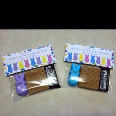 Easter smore gift idea