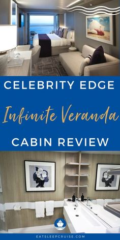 Celebrity Edge Infinite Veranda Stateroom Review - Our Celebrity Edge Infinite Veranda Review details all of the amenities and features in this new stateroom category with plenty of photos. Cruise Checklist, Packing List For Cruise, Cruise Tips, Cruise Travel, Cruise Vacation, Celebrity Cruise Ships, Celebrity Cruises, Cruise Reviews