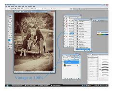 Artistic Editing in photoshop