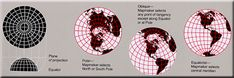 Map projection - Wikipedia, the free encyclopedia