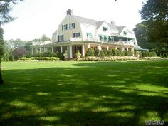 """Luxurious Garden City NY Estate located on """"The Hill"""""""