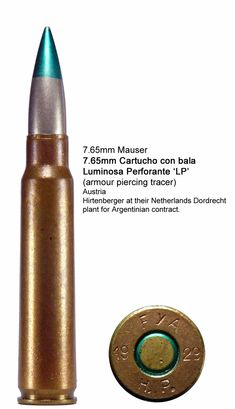 (104) 7.65mm Mauser – Military Cartridges 30 Carbine, 338 Lapua Magnum, Shooting Accessories, Military Surplus, Firearms, Weapons, Guns, Arsenal, Knives