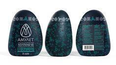 Amulet Tea (Student Project): Designers: Oxana Tarasova, Dima Je, Katya Belkina & Sergey Voronov; Project Type: Student Project; Location: Moscow, Russian Federation