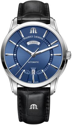 @mauricelacroix Watch Pontos Day Date