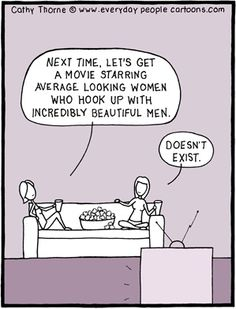 Average Looking Women