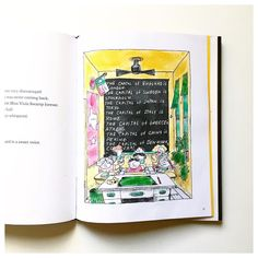 """File this one under ""books I never ever get tired of."" #violaswampforlife #janssenspicturebooks #books #kidlit #classics"""