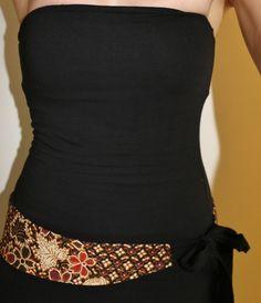 Ceinture de hanches en batik, tissu indonésien Ceinture Tissu Tuto, Bijoux  Artisanaux, Bijoux 2ff022cf119