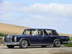 1967 Mercedes-Benz 600 W 100 wallpaper