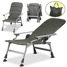 Introducing Yaheetech Adjustable Ultimate Foldable Fishing Chair