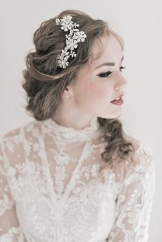 'Brielle' Enchanted Atelier Fall Winter 2013 Collection. www.theweddingnotebook.com