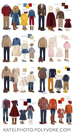 What to Wear for Family Photos Boston Family Photographer Kate L Photography Fall Family Picture Outfits, Family Picture Colors, Family Photos What To Wear, Winter Family Photos, Family Christmas Photos, Fall Photo Outfits, Outfits For Family Pictures, Prenup Ideas Outfits, Extended Family Pictures