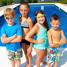 iSwimband is the world's first wearable sensor for kids that detects a potential drowning and alerts a caregiver via their smart device. Our product addresses the #2 cause of accidental death of children, drowning, of which government stats indicate 88% occurred while supervision was present. iSwimband was named BEST NEW PRODUCT at the 2013 Pool Spa Patio Expo and received a Lifesaver Award from the National Drowning Prevention Alliance. $79.99