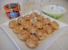 Mini Turkey Muffins using #BlueDiamond Honey Roasted Chipotle Almonds #lowcarb #healthy #protein #party recipes