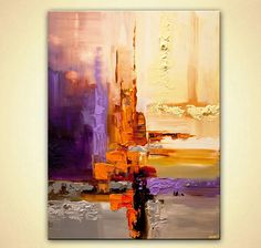 moderne art abstrait peinture 48 grand contemporain Art