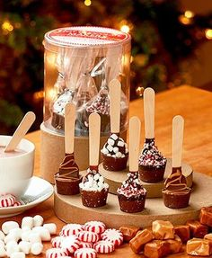 Gourmet Assorted Hot Chocolate Makers are the easy way to prepare a cup of rich…