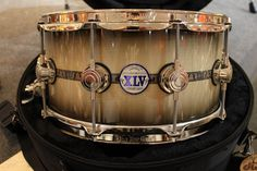 DW Collectors 45th Anniversary 6-pc Drum Set with Inlay and Nickel Hardware DRKT45A , , Rupps Drums