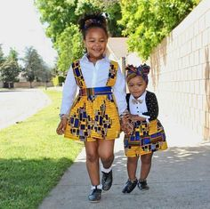 beautiful ankara styles for baby girls and littles, ankara styles for kid girls, ankara styles for girls, ankara styles for babies, beautiful and stylish ankara designs ideas for baby girls and little girls Ankara Styles For Kids, Unique Ankara Styles, African Dresses For Kids, Beautiful Ankara Styles, African Babies, African Children, African Print Dresses, African Print Fashion, African Fashion Dresses