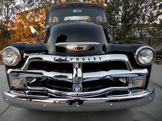 Chevrolet : Other Pickups 3100 1954 Chevy 3100 Sho - http://www.legendaryfinds.com/chevrolet-other-pickups-3100-1954-chevy-3100-sho-3/