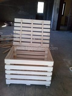 CAM01871 600x800 Toys box in pallet bedroom ideas pallet kids projects  with Pallets Kids Box