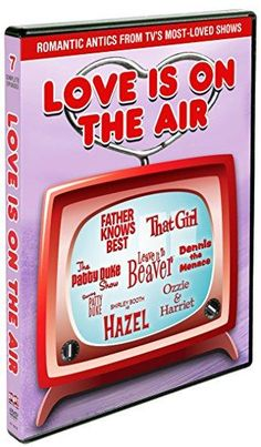 Jerry Mathers & Rick Nelson & Norman Tokar-Love Is On The Air: Romance & Laughter From TV's Golden Age