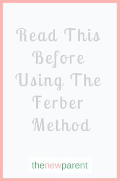 Discover a new look at the Ferber Method of sleep training baby that considers existing objections and invites a different perspective into the picture. Moms Sleep, Help Baby Sleep, Toddler Sleep, No Cry Sleep Training, Sleep Training Methods, Bedtime Routine Baby, Baby Sleep Schedule, Ferber Method Chart, Cry It Out