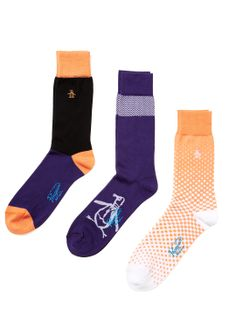 Original Penguin socks