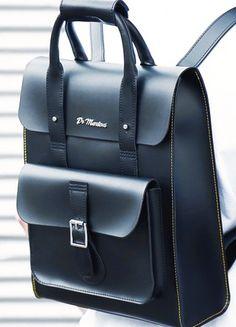 Sac Doc Martens, Dr Martens Backpack, Dr. Martens, Suitcase Backpack, Rucksack Backpack, Unique Backpacks, Girl Backpacks, Best Leather Backpack, Leather Handbags