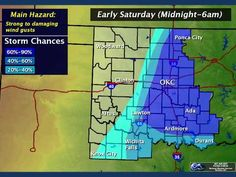 ▶ Severe Weather Outlook - Oct 4, 2013 - YouTube