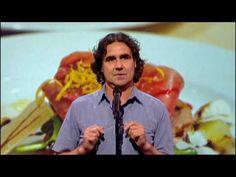 Mock the Week - Micky Flanagan - Food