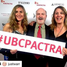 Represent! @ubcp_actra #UBCPACTRA #awards #vancouver #filmindustry #bcfilm #actors #performers