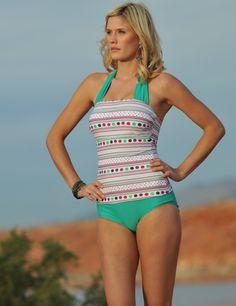 Bikini styles Flattering