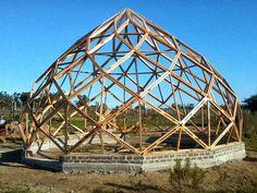 Domos Uruguay, cupula geodesica                                                                                                                                                                                 Más
