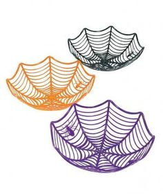 Spider Web Baskets - we have these!