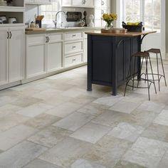 resilient natural stone vinyl floor upscale rectangular large scale travertine vinyl flooring sheet