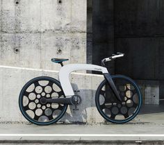 NCycle-folding-electric concept bicycles by designers Skyrill and Marin Myftiu