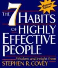 The 7 Habits of Highly Effective People.  There's a version for teens, too, parentals!