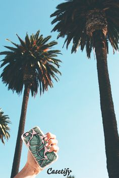 Click through to see more iPhone 6 protective phone case designs by @dorinus >>> https://www.casetify.com/dorinus/collection #palmtrees | @casetify