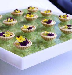 Peter Callahan mini tarts
