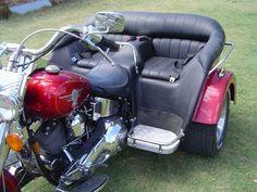 Custom VW Trikes | Three Wheeled Motorcycles Choppers