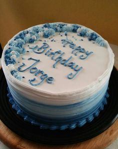 Buttercream Basics Simple Celebration Cakes Yummy Cake