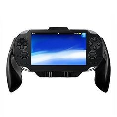 Mondpalast Controller Grip Handle Holder for Sony Playstation Vita Slim PS Vita 2000 PSV 2000 slim -- More info could be found at the image url.Note:It is affiliate link to Amazon.